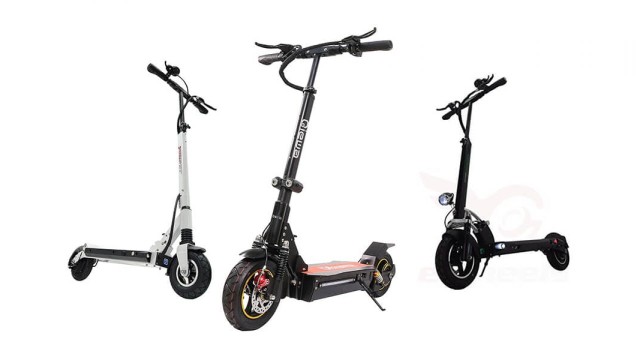The 10 Fastest Electric Scooters You Can Buy Today - AltRiders