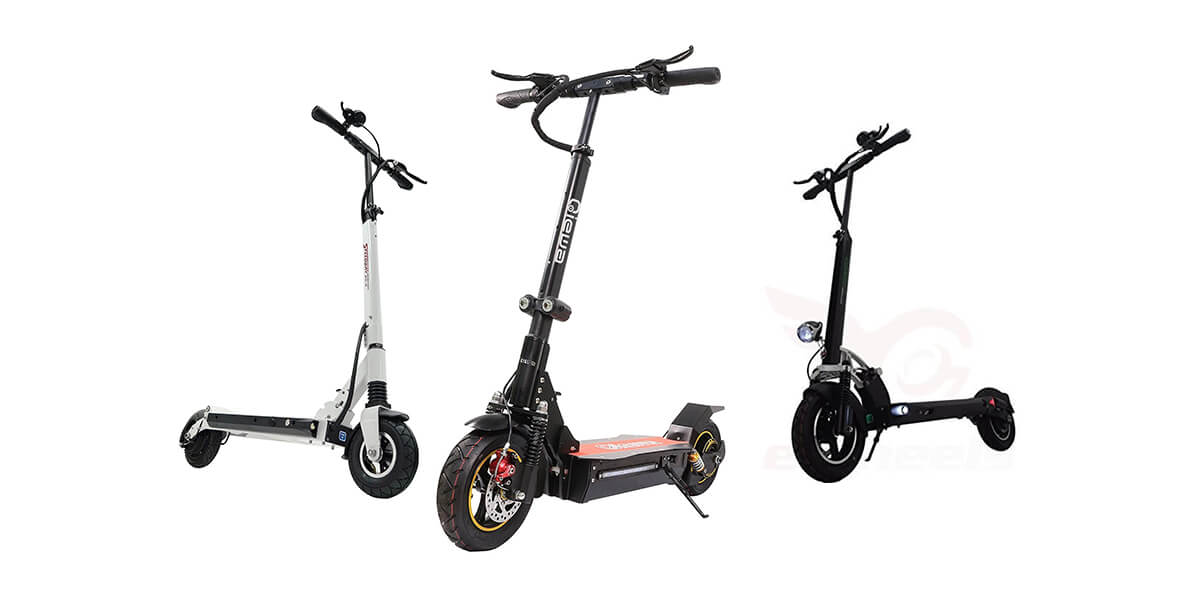 Top 10 Fastest Electric Scooters