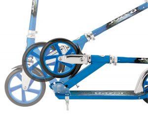 Razor A5 Lux Folding Mechanism
