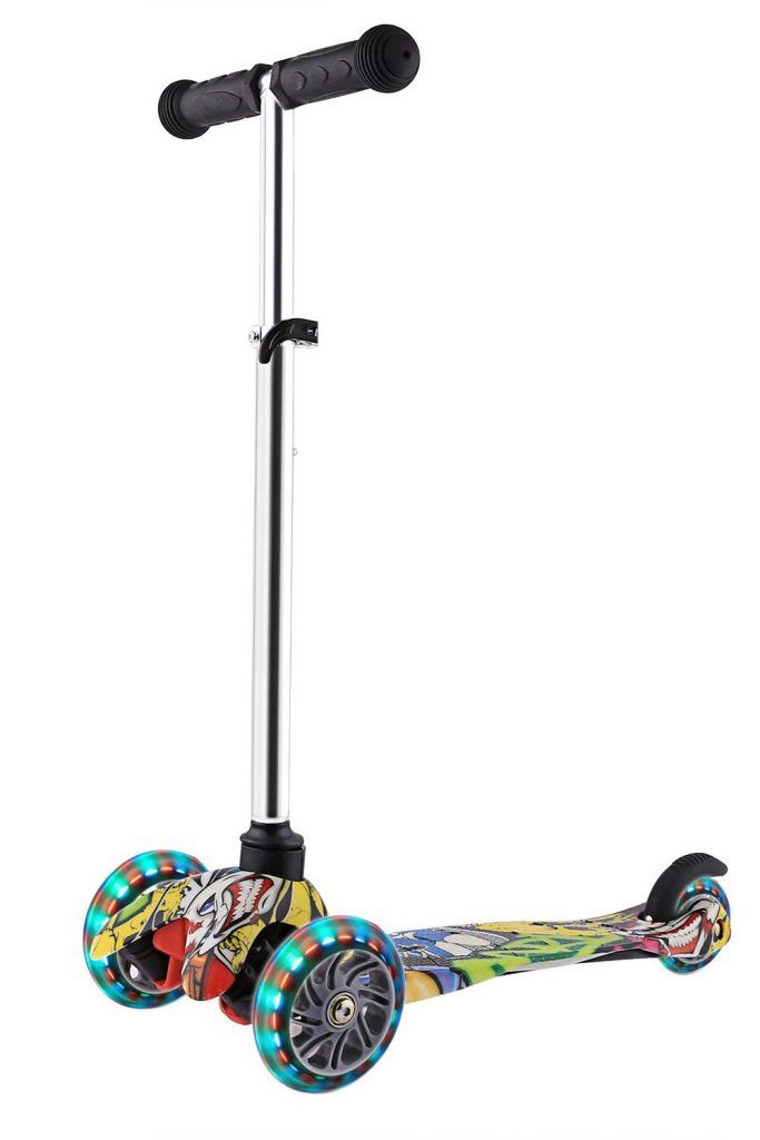 Ancheer Kick Scooter for Kids