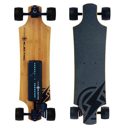tom Longboards Electric B10X All Terrain Electric Longboard