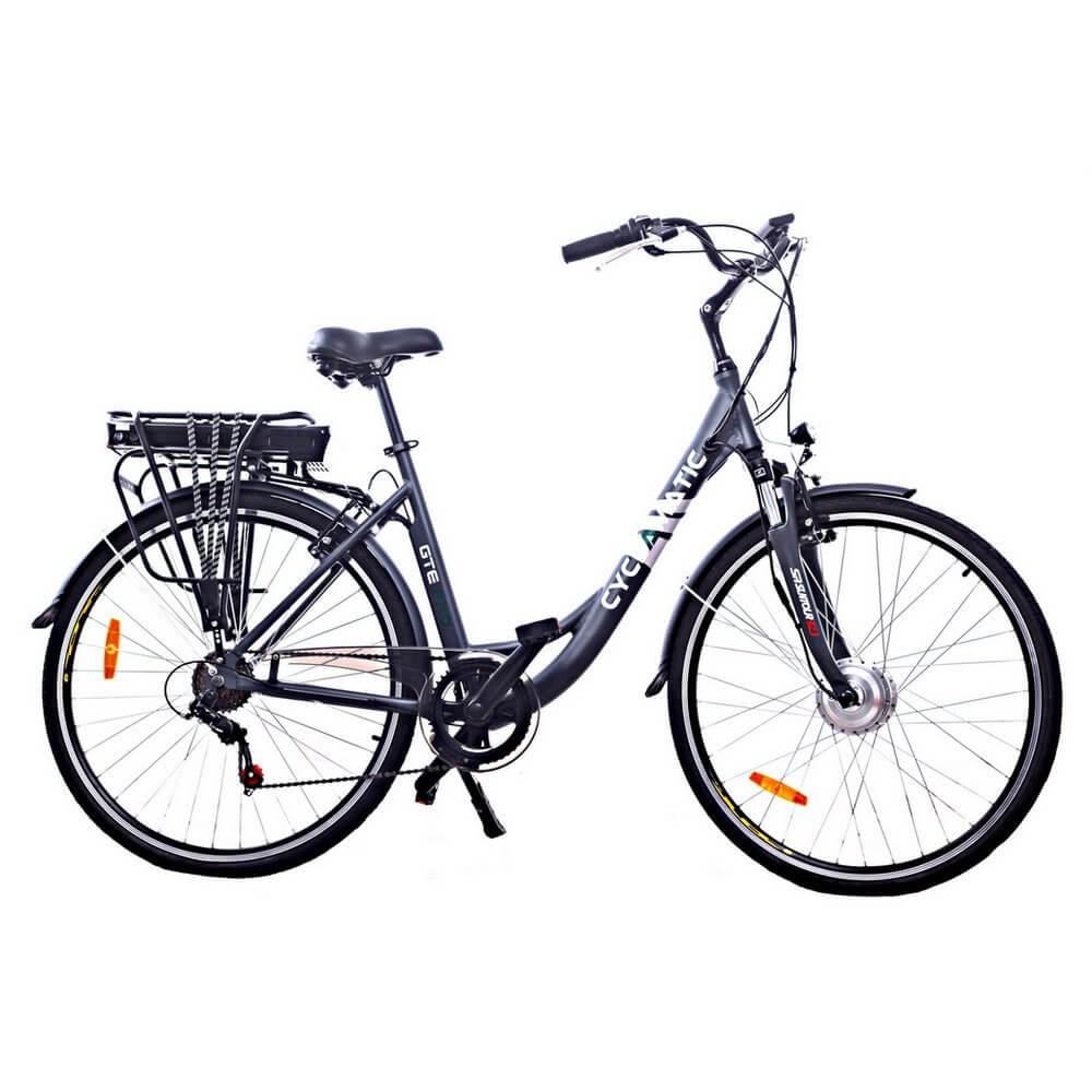Cyclamatic GTE PRO Electric Bike