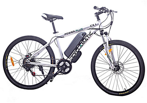 Cyclamatic Power Pro Plus CX1 Electric Mountain Bike