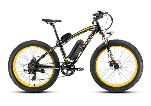 Cyrusher Fat Tire Electric Mountain Bike