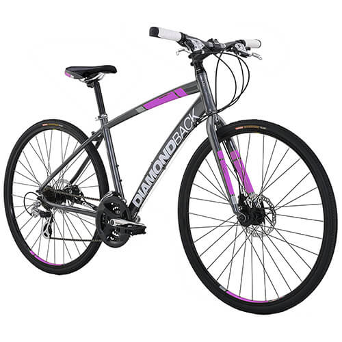 Diamondback Clarity 2 Womens Performance Hybrid Bike