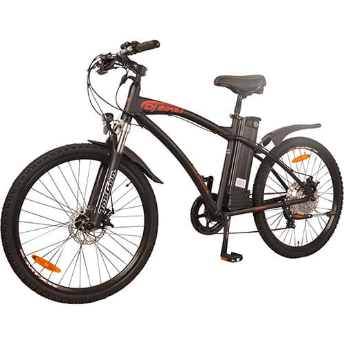 DJ Bikes Electric Mountain Bike