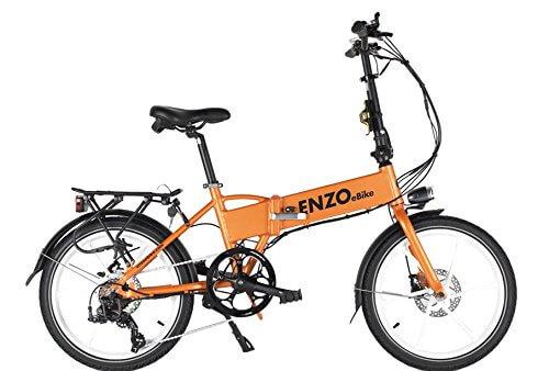 Enzo eBike Foldable Electric Bike