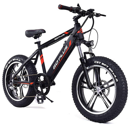 GoPlus Electric Mountain Bike