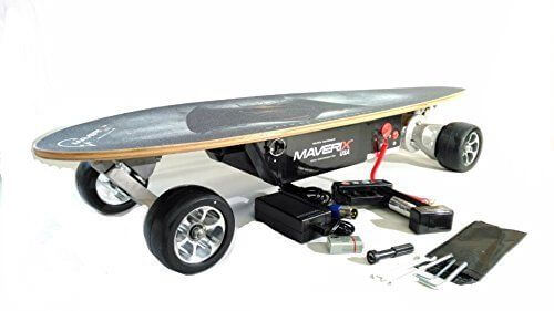Maverix Dawn of Justice 400W Electric Skateboard