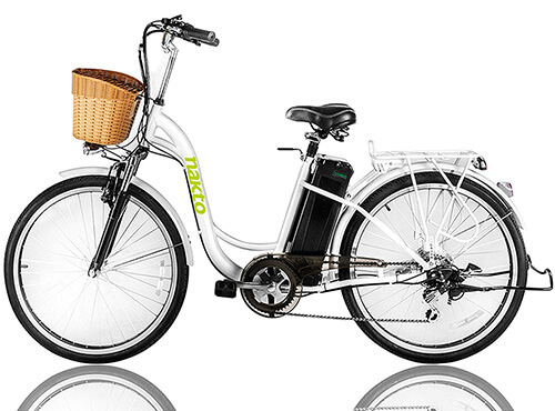 Nakto Cargo Electric Bike