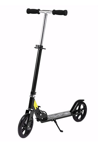 Oanon Alloy Folding Durable Adjustable Height Adult Kick Scooter