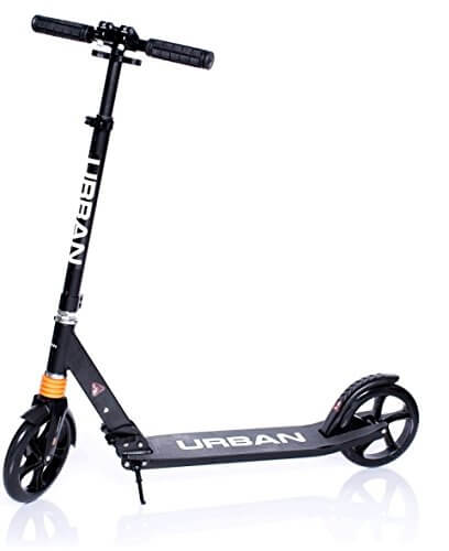 Wasatch Urban Deluxe Adults Kick Scooter
