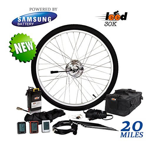Leed e-Bike Front Wheel Conversion Kit