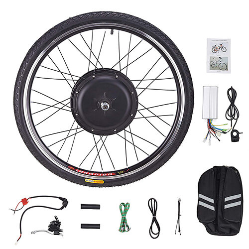 Pinty 26 Inch Front or Rear Wheel Conversion Kit