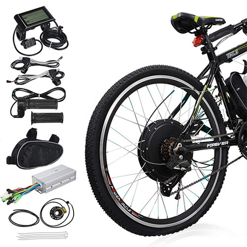 Violamart 26 Inch Rear Wheel Electric Bike Conversion Kit