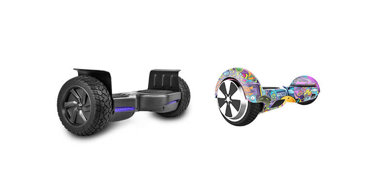 Best Off Road Hoverboards