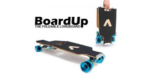 BoardUp Self-Folding Longboard | Review and More