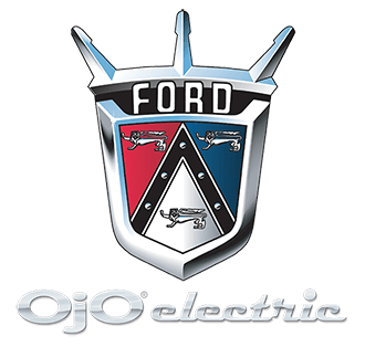 Ford Vintage Badge
