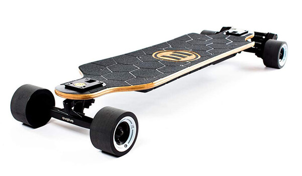 Evolve Bamboo GTX Electric Longboard