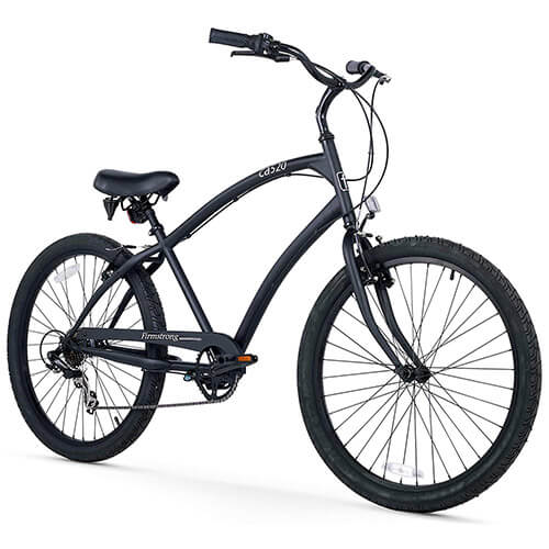 Firmstrong Mens Alloy Beach Cruiser