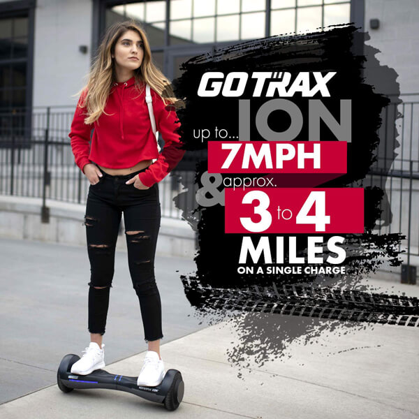 AltRiders Gotrax Hoverboard Giveaway