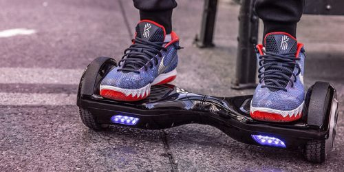How to Ride a Hoverboard like a Pro in 5 Easy Steps
