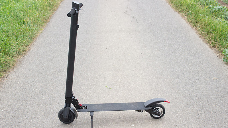 FluidFreeRide Mosquito Foldable Electric Scooter
