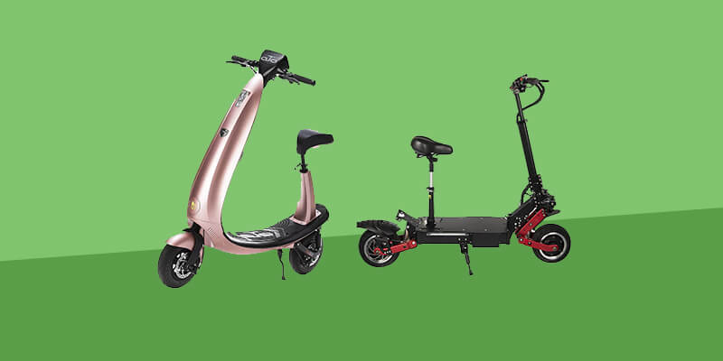Best Electric Scooters with Seats