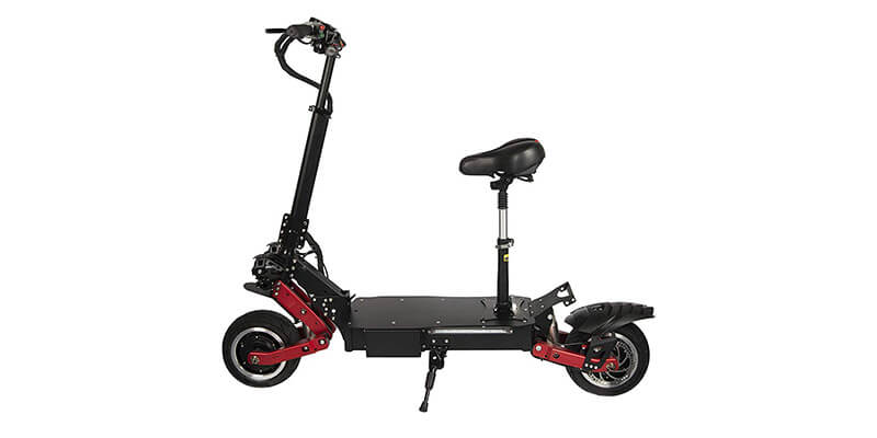 Nanrobot RS7 with Seat - Fastest Electric Scooter with Seat