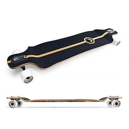 Yoacher Complete Longboard
