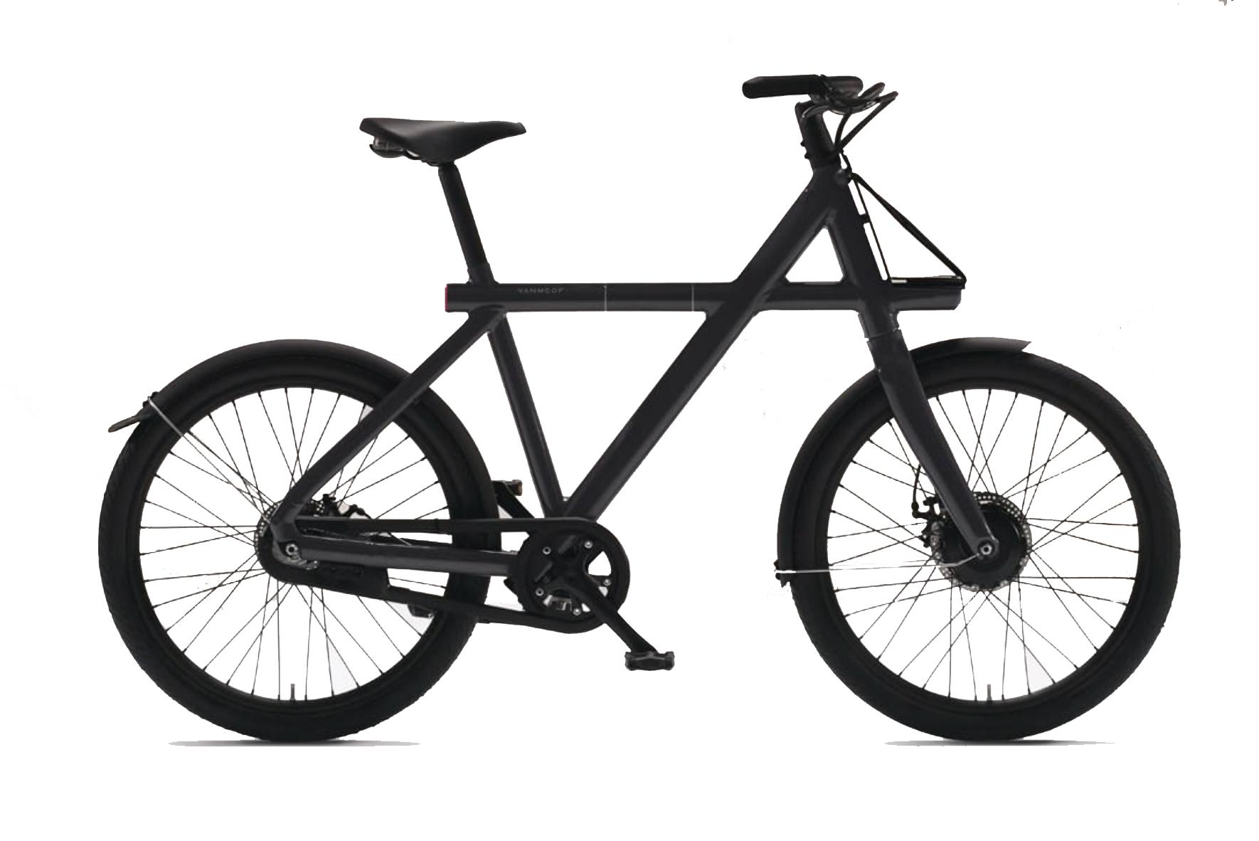 Vanmoof electric commuter bike