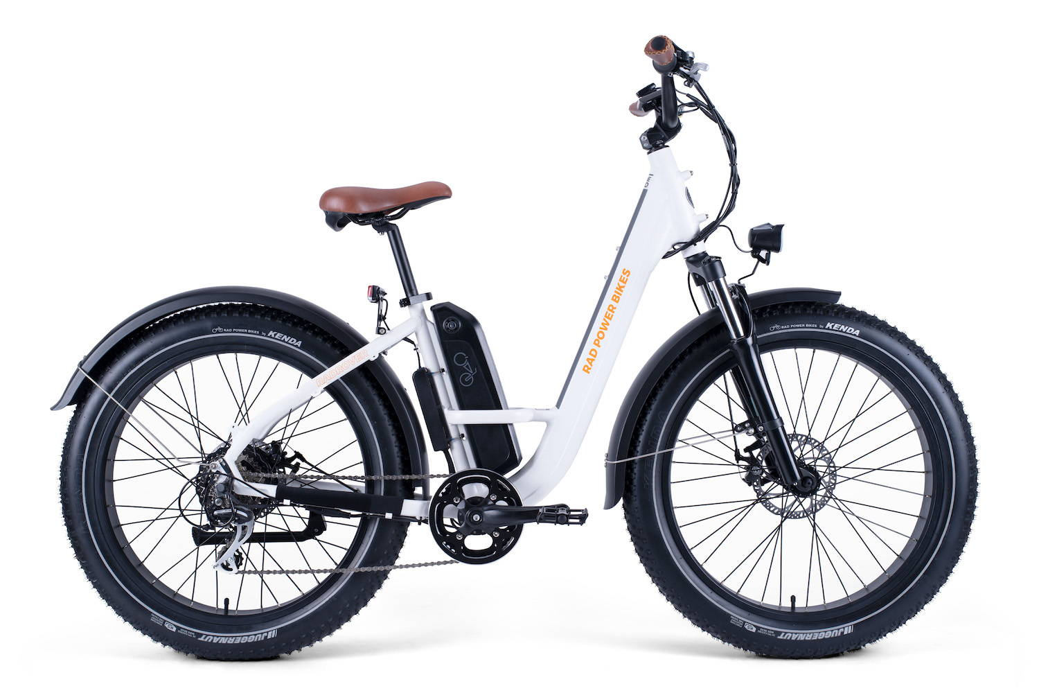 Rad Power electric commuter bike