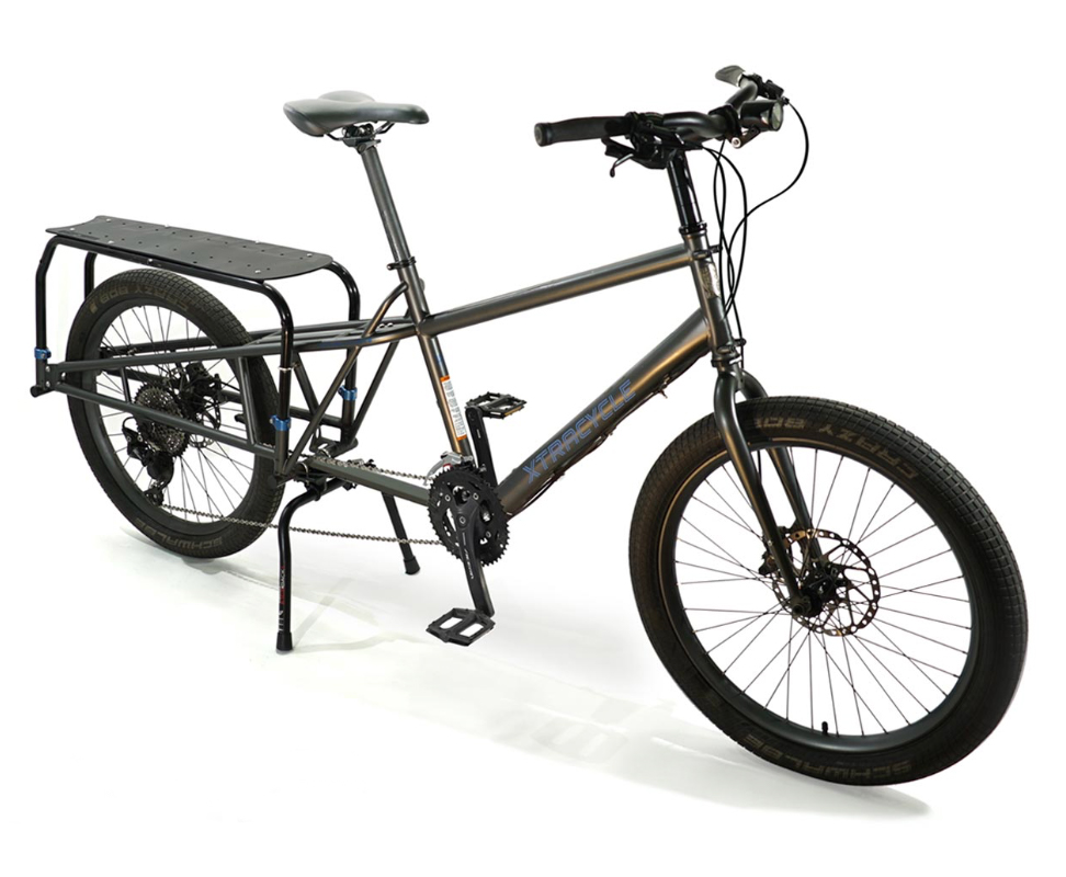 Xtracycle Stoker electric bikes for commuting