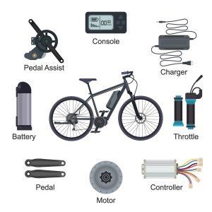 E Bike Components