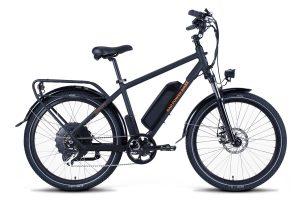 Best cheap electric bike: Rad Power RadCity 4
